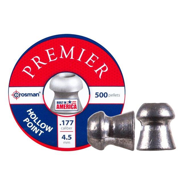 Crosman Crosman Premier Hollowpoint .177 Cal, 7.9gr - 500ct