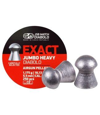 JSB Match Diabolo JSB Jumbo Heavy .22 Cal, 18.13gr - 250ct