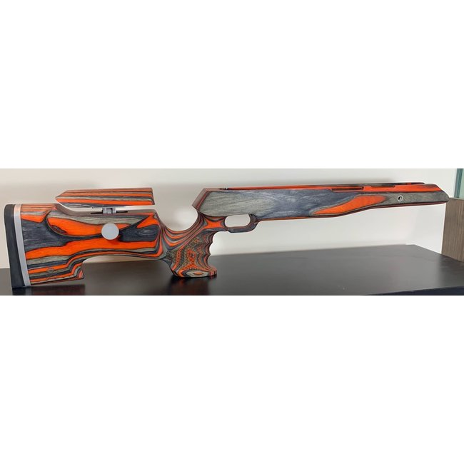 LP Gunstocks LP Fusion Laminate Stock Orange Blast - Air Arms TX200