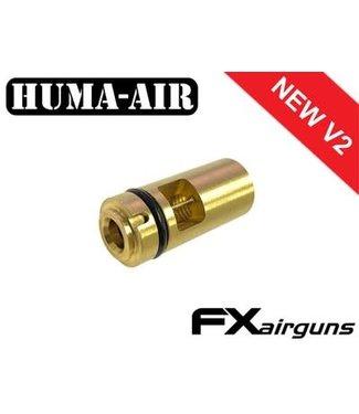 Huma-Air High Flow V2 Dual Hole Transfer Port