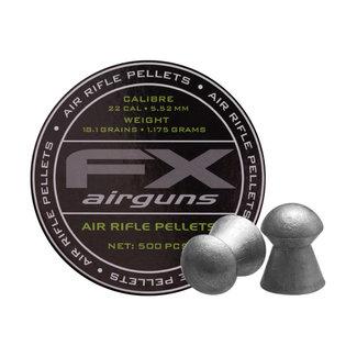 FX Airguns FX Pellets .22 Cal, 18.13gr