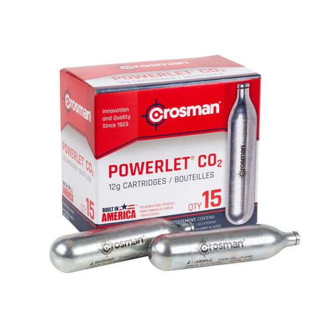 Crosman Crosman CO2 12g - 15ct