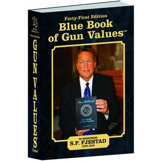 Blue Book 41st Edition - Blue Book of Gun Values
