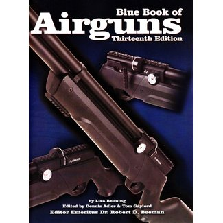 Blue Book 13th Edition - Blue Book of Airguns