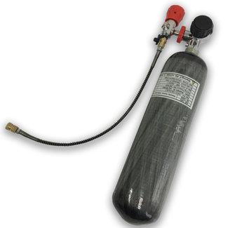 Acecare 3L Carbon Fiber Tank & Valve