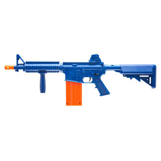 REKT REKT OpFour CO2 Foam Dart Rifle - Blue