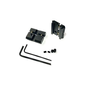 Eagle Vision 11mm to Picatinny Adapters - 2x 26mm