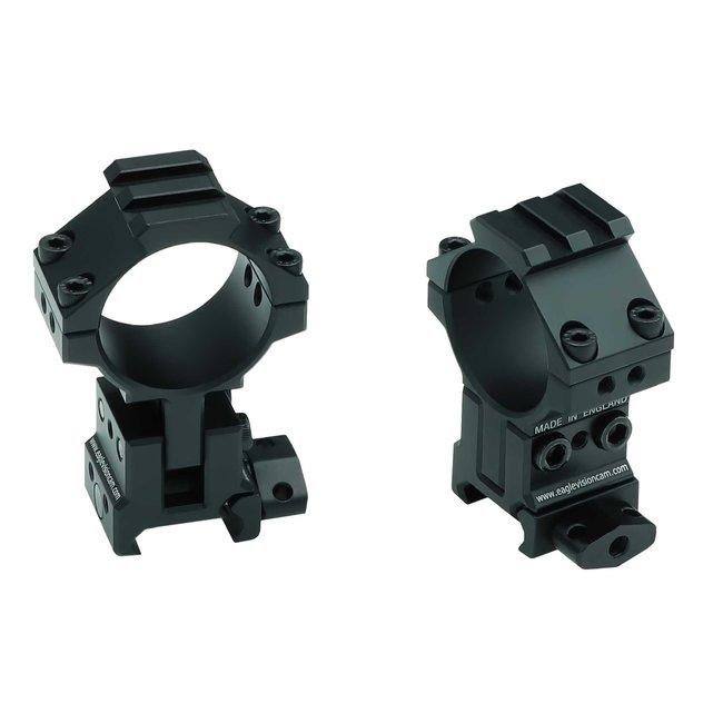 Eagle Vision Infinity Elevation Adjustable Scope Mount 30mm - Picatinny IPS-30