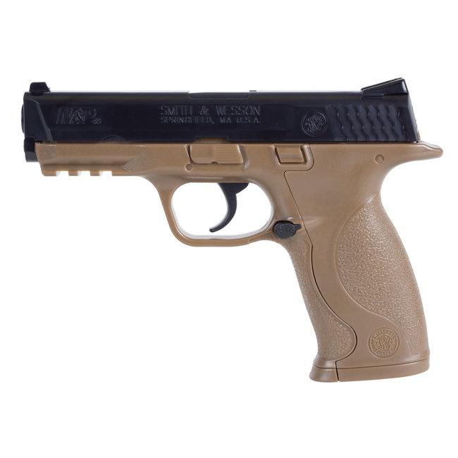 Smith & Wesson M&P - Dark Earth Brown