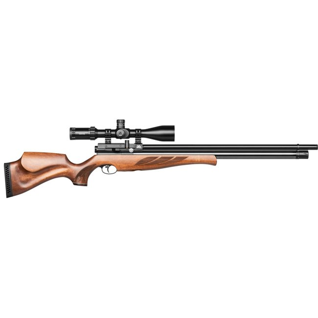 Air Arms S510 XS Extra S/L .22 Cal - Super-Lite Brown Stock