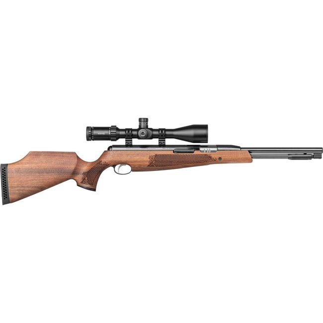 Air Arms TX200 Hunter Carbine .22 Cal Left Hand Walnut