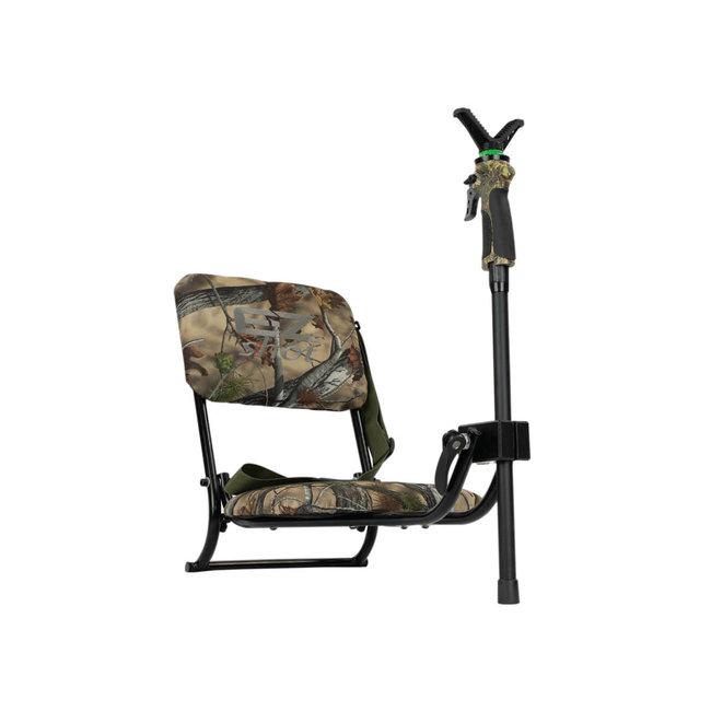 FX Airguns FX E-Z Shot Shooting Chair w/ Shooting Stick