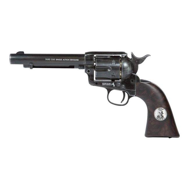 Colt John Wayne Colt Revolver - Pellet - Weathered Finish