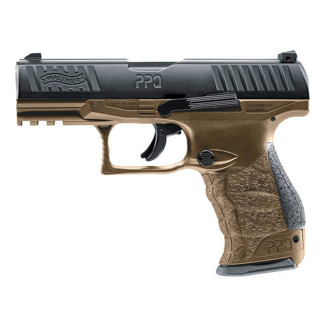 Umarex T4E Walther PPQ M2 Paintball Marker .43 Cal - FDE