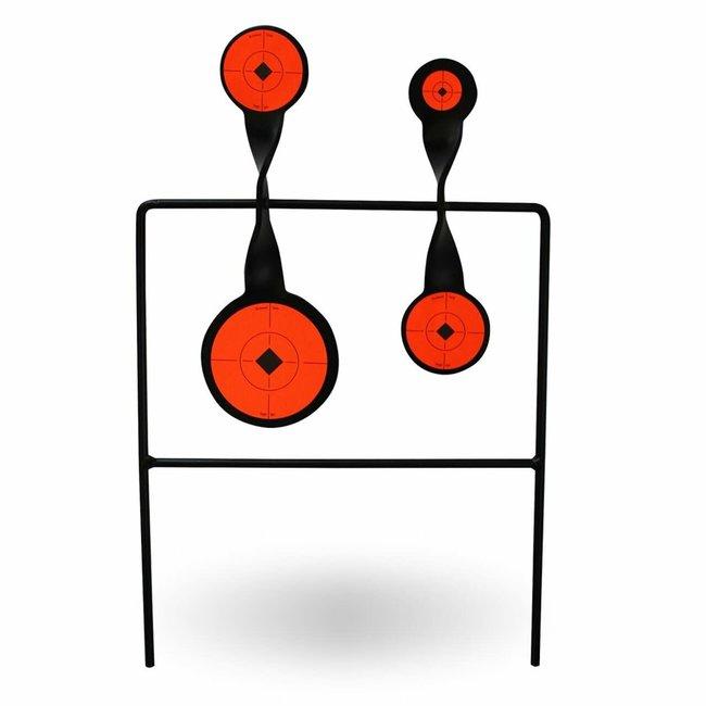 Birchwood Casey Airgun Duplex 22 Spinner Target