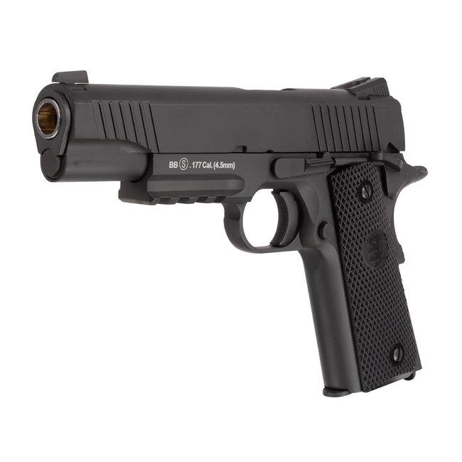 Barra Barra 1911 Tactical CO2 Blowback BB Pistol