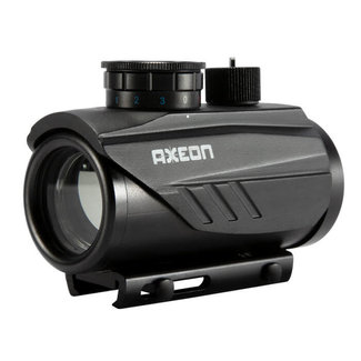 Axeon Optics Axeon 3XRDS 1x30 Red/Green/Blue Dot Sight