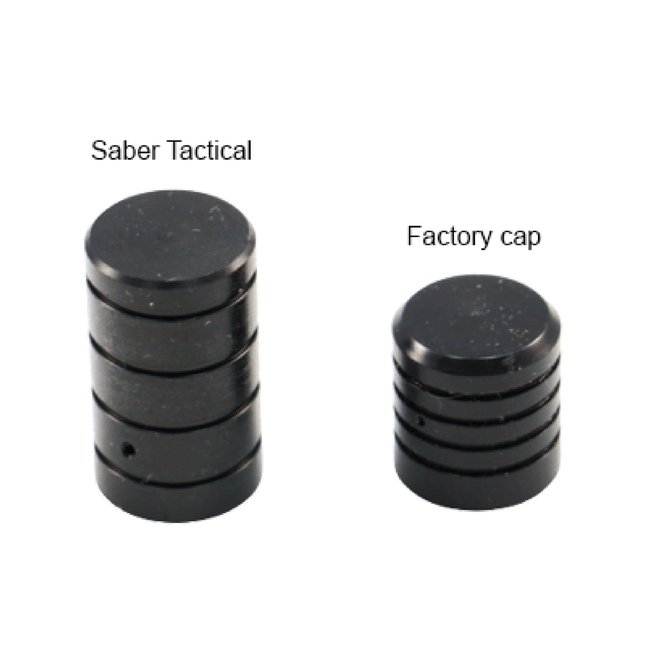 Saber Tactical Extended Dust Cover