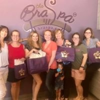 Bra Fit Party at The Bra Spa