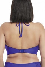 Elomi Indie Bandeau High Neck Swim Top