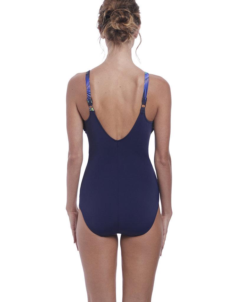 Fantasie Coconut Grove Twist Front Suit