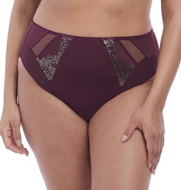 Elomi Eugenie High Leg Brief