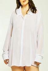 iCollection London Sleep Shirt PLUS