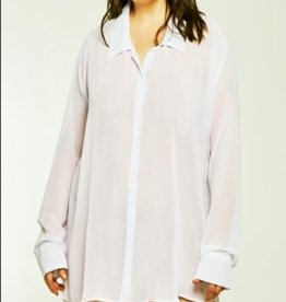 iCollection London Sleep Shirt PLUS