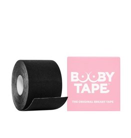 Booby Tape Booby Tape - Black
