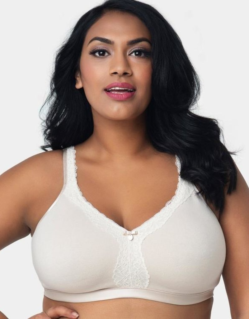 Curvy Couture Cotton Luxe Unlined Wirefree