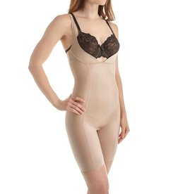 Body Hush Body Hush - All In One Shaper - BH1507MS - Nude - XL