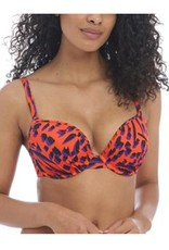 Freya Freya - Tiger Bay UW Moulded Plunge Bikini - AS2000715 - Sunset