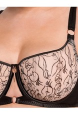 Scantilly Scantilly  - Sex Education Half Cup - ST0141