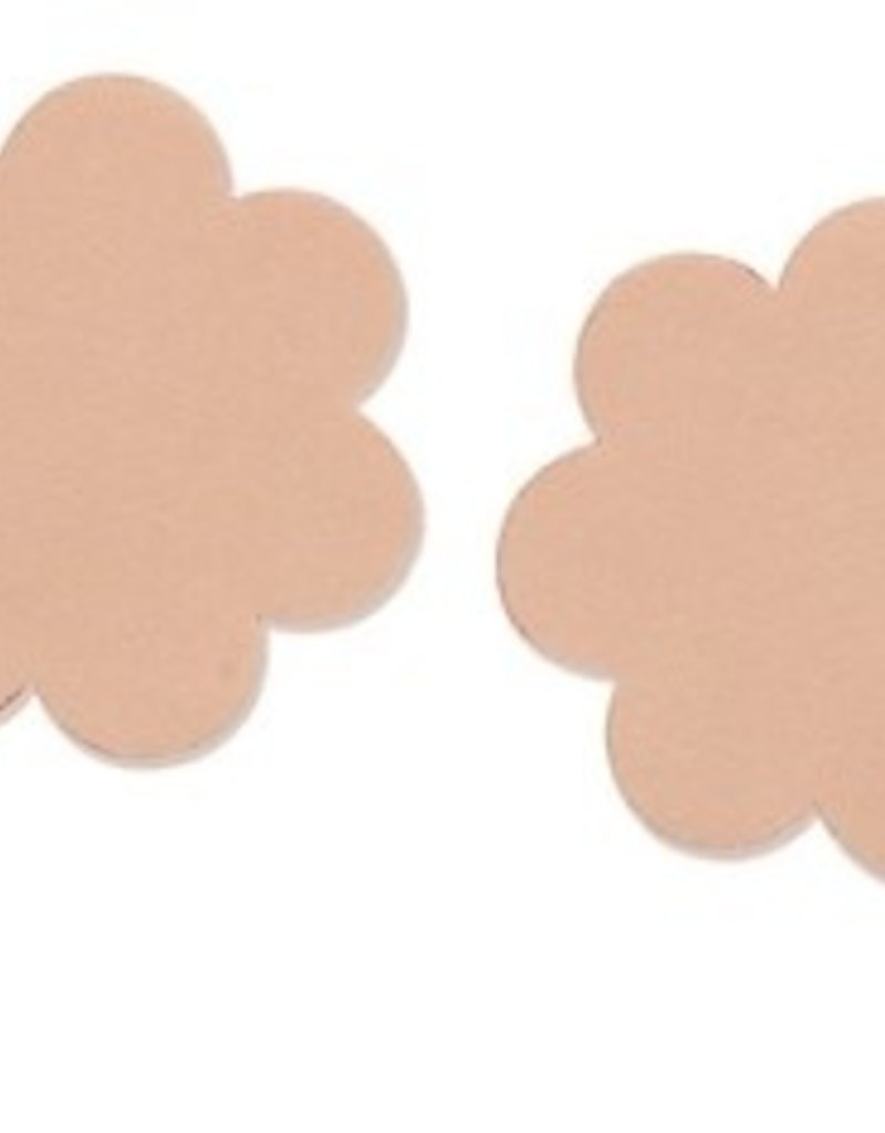 Fashion Forms Fashion Forms - Breast Petals 555S - Nude - O/S 3 pack