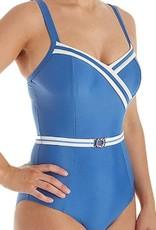 Panache Panache - Portofino One Piece Swimsuit SW1210 - Denim/Ivory