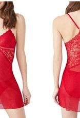 b. tempted b. tempted - Lace Encounter Chemise - 931204