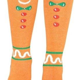 Leg Avenue Leg Avenue - Gingerbread knee high socks - 5611