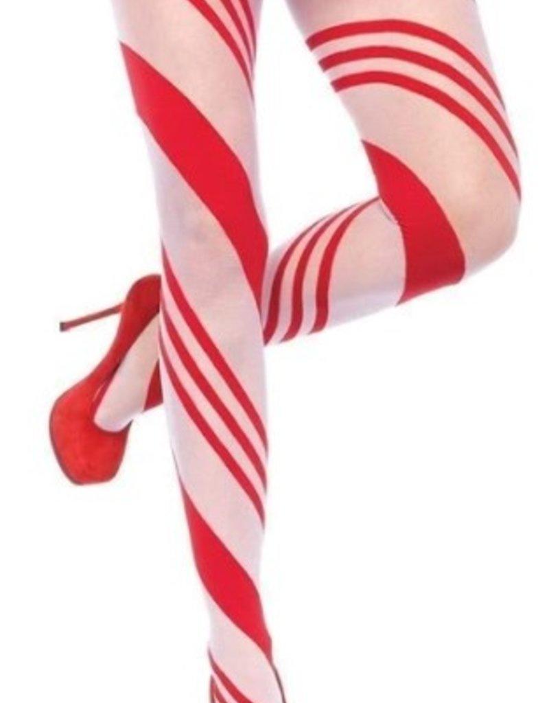Leg Avenue Leg Avenue - Sheer Candy Striped Tights - 7944