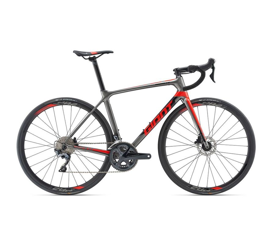 TCR Advanced 1 Disc 2019