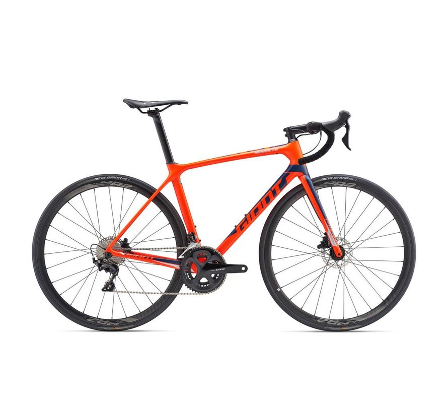TCR Advanced 2 Disc 2019