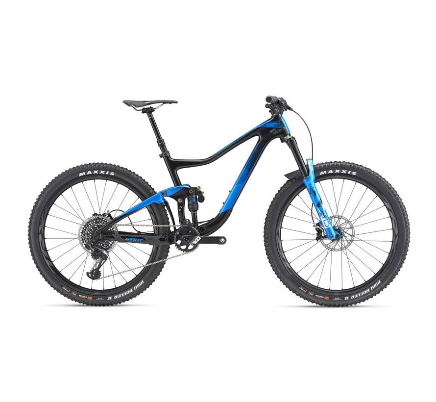 Trance Advanced 0 2019 - Vélo montagne All-mountain double suspension