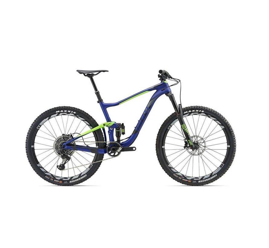 Anthem Advanced 0 2018 - Vélo montagne cross-country double suspension