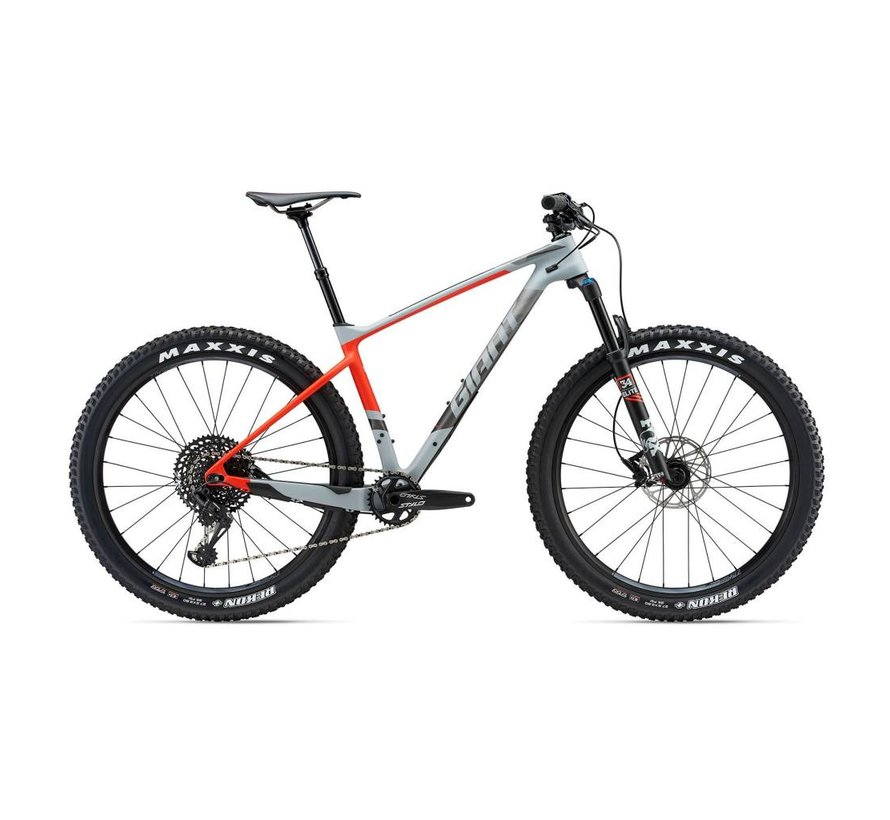 XTC Advanced + 1 (Roues DT Swiss) 2018 - Vélo montagne cross-country simple suspension