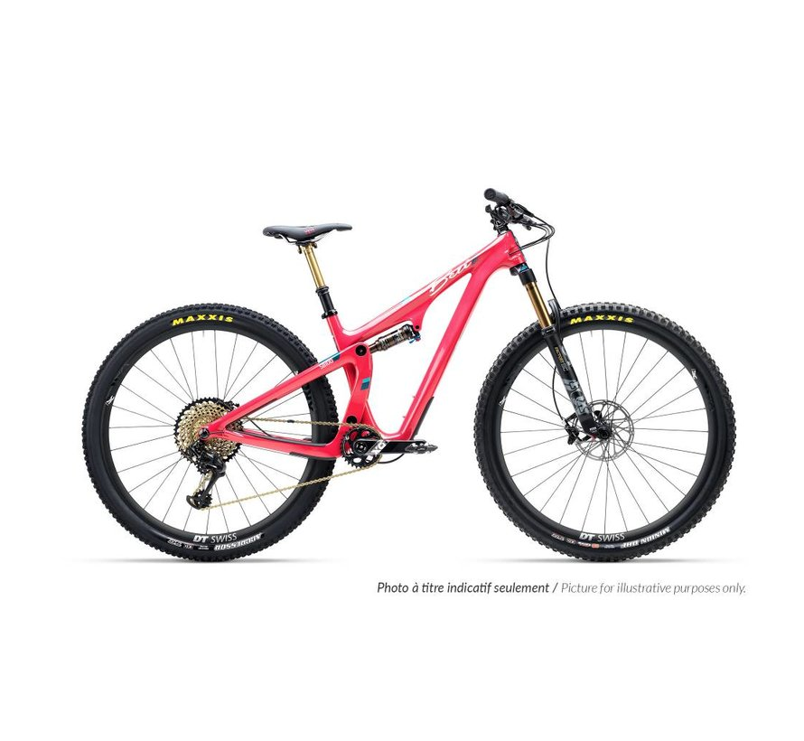 SB100 Beti T-Series XX1 2019 - Roues Carbones