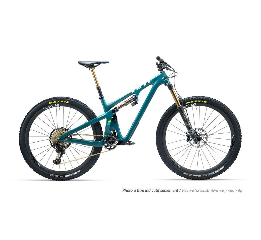 SB130 T-Series X01 Race 2019 - Roues Carbones
