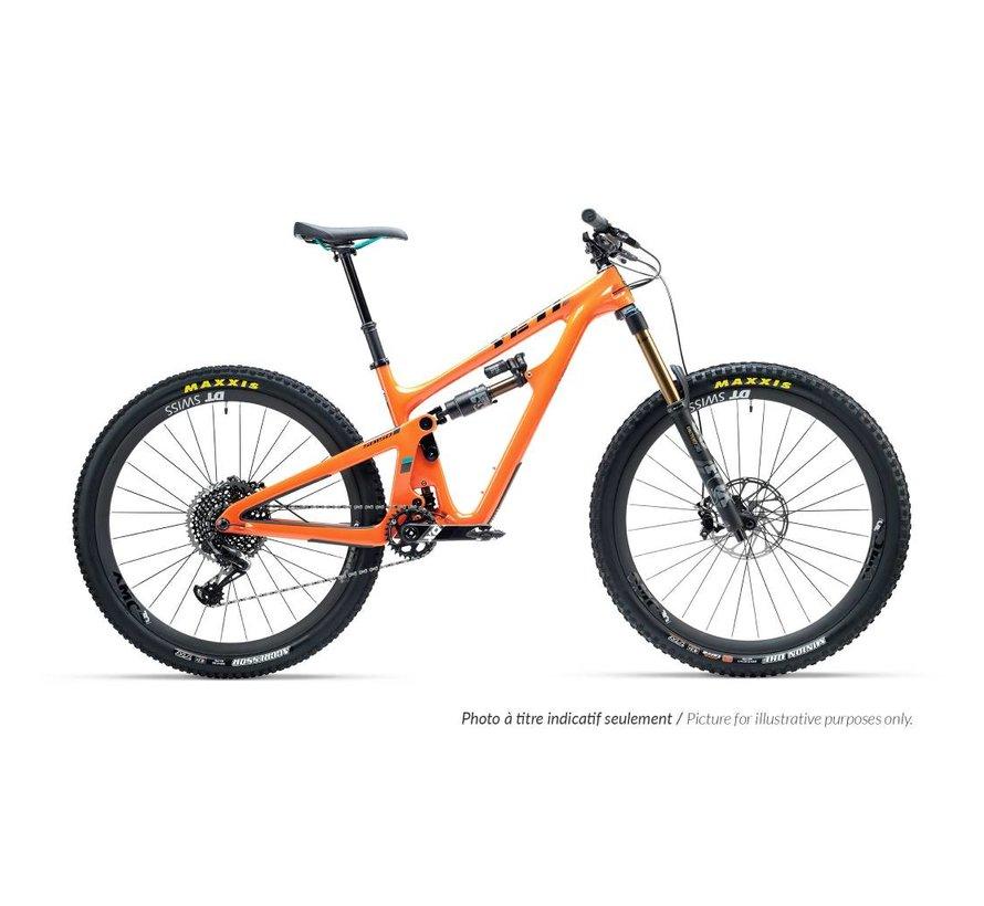 SB150 C-series GX 2019 - Roues Carbones