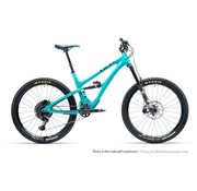 YETI Sb5 T-Series Lunch Ride X01 Race 2019 - Roues Carbones