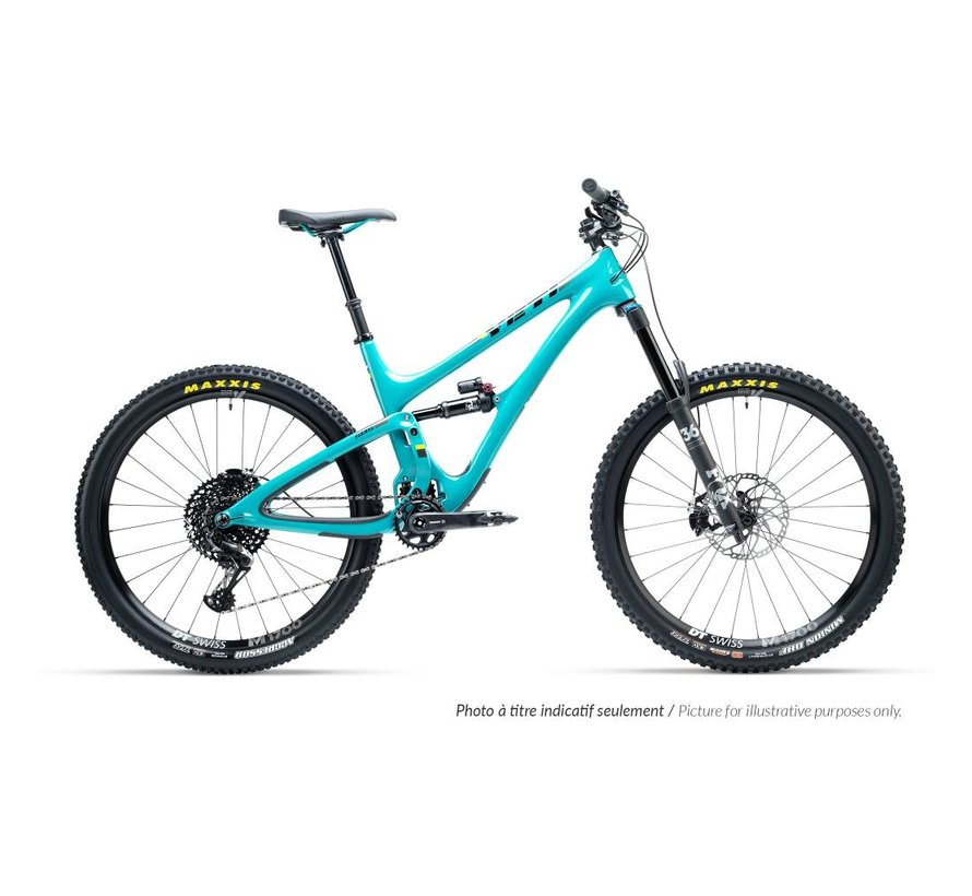 Sb5 T-Series Lunch Ride X01 Race 2019 - Roues Carbones