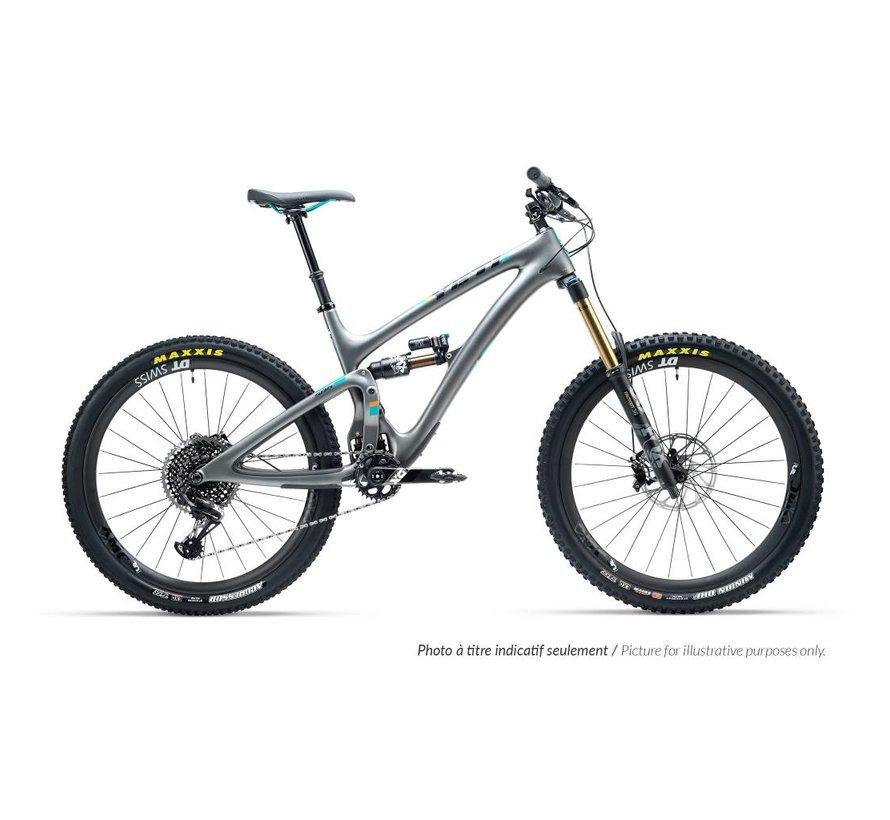 SB6 T-Series X01 2019 -  Roues Carbones