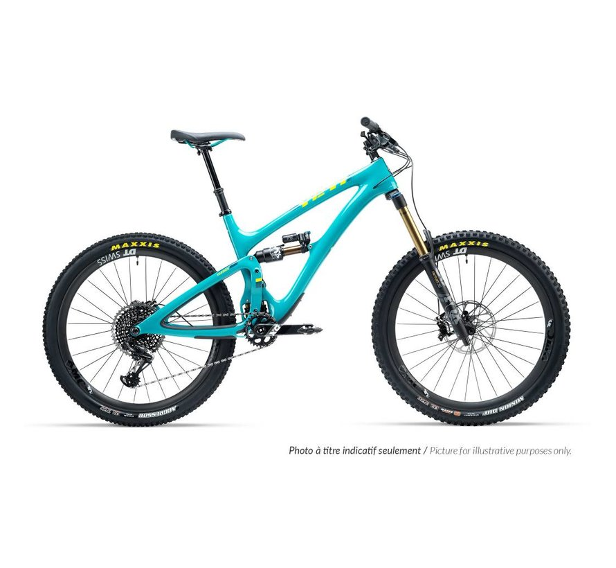 SB6 T-Series XX1 2019 - Roues Carbones